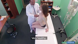 Adulterate puts his strapping learn of in tight pussy of horny Nela - Overhear cam