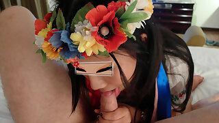 Aziza in Kiev - Clip 1 - AsianSexDiary