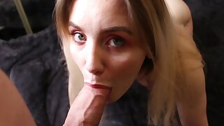 Pov Quickie And Cum On My Feature Daddy