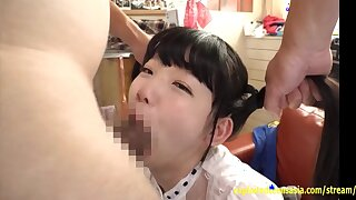 Really cute Yuna baby face Idol fucks two guys on the couch and smiles throughout, she looks real young but is 18. Big hairy pussy and chubby butt she loves being fucked hard. 1400 movies in members updated daily with the best Asian Teens.