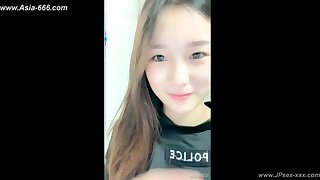 chinese girlhood live chat with mobile phone.485