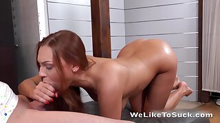 Income legs slutty Paula enjoys organism and pleasant pussy licking